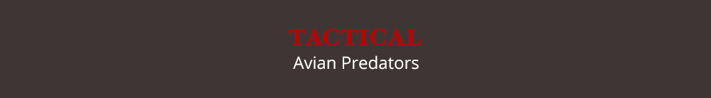 Tactical Avian Predators